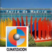Exhibitor at the Climatización at Madrid