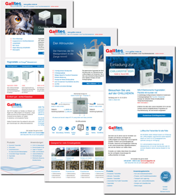 Humidity Measurement newsletter
